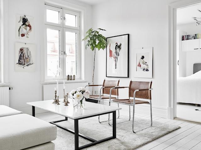 Dacon Design architekt wnetrza skandynawskie rosy angelis philippe starck
