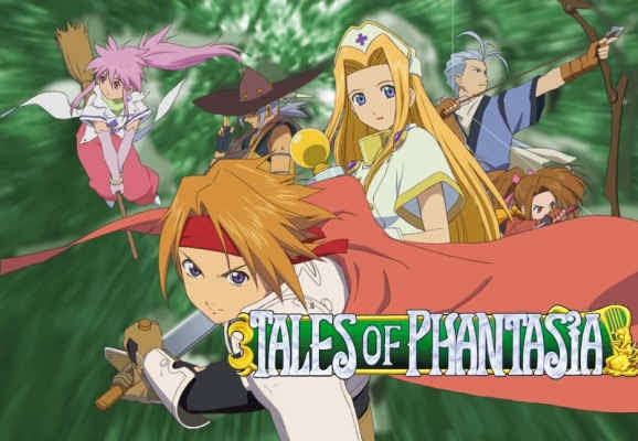 Tales of Phantasia The Animation Subtitle Indonesia