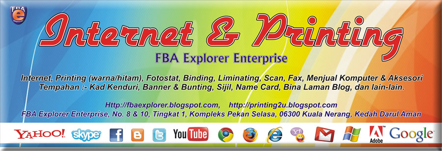 FBA Explorer Enterprise (AS0311933-A)
