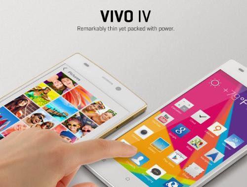Smartphone paling tipis Vivo IV