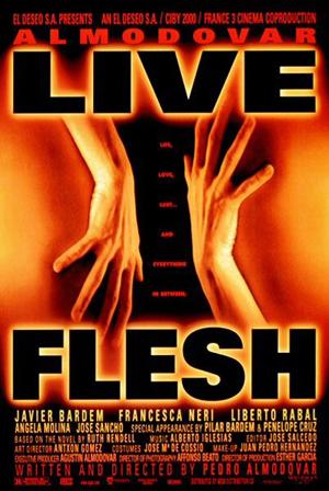 Nhục Cảm - Live Flesh - 1997