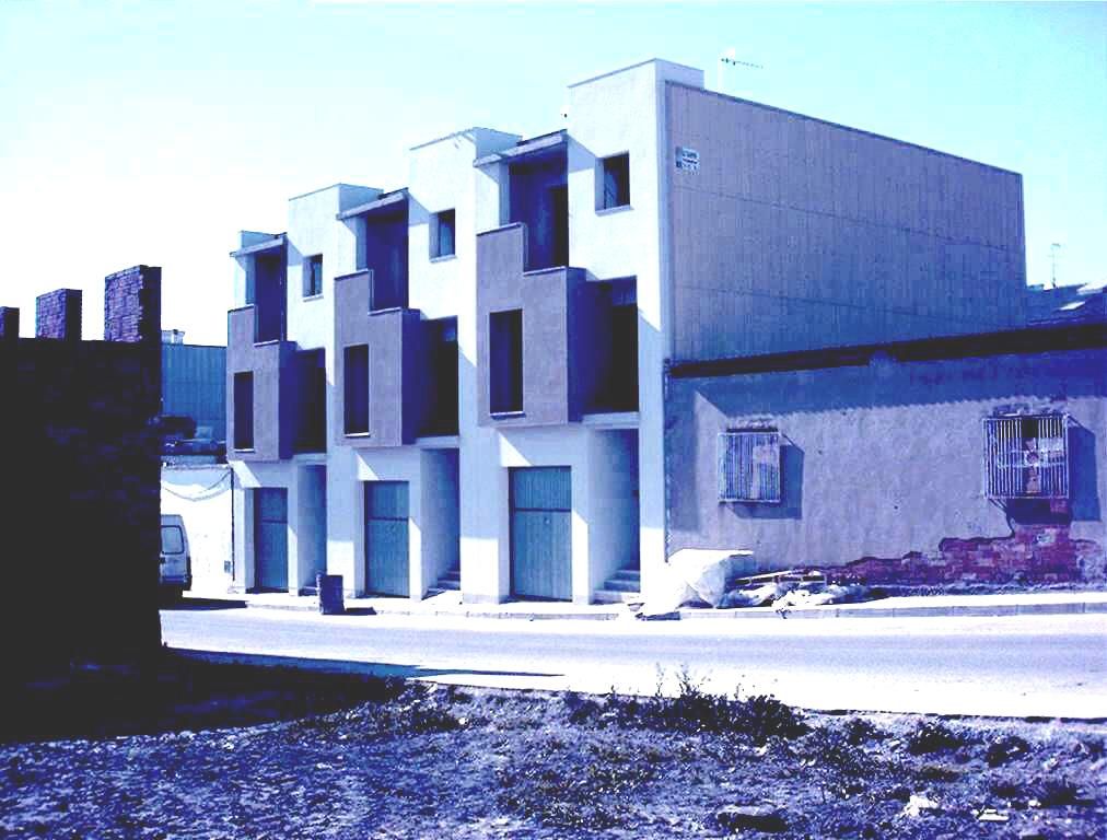 viviendas autocontruidas II