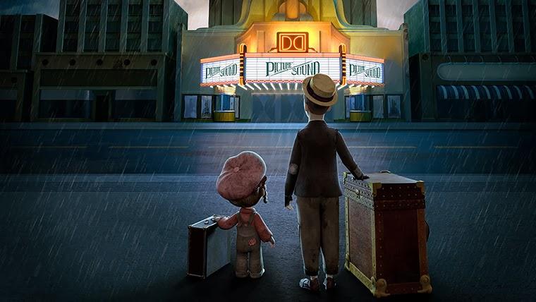 cortometraje,dolby,animacion,cine,#dolbysilent