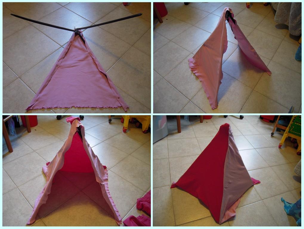 Famoso Mamma Claudia e le avventure del Topastro: Tenda per barbie 2 RM23