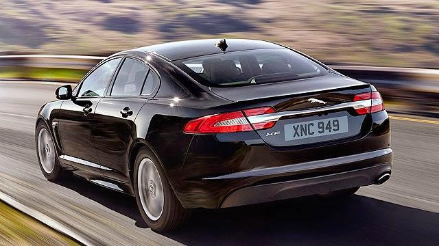 2015 Jaguar XF R-Sport Black