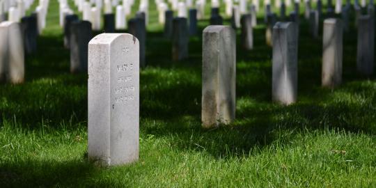 5 Orang Yang Bangkit Dari Kematian