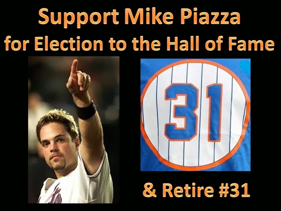 support mike piazza