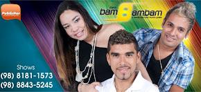 CD CD Forró Bam Bam Bam - Março 2013