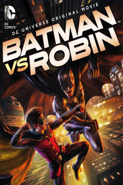 Batman vs. Robin 2015