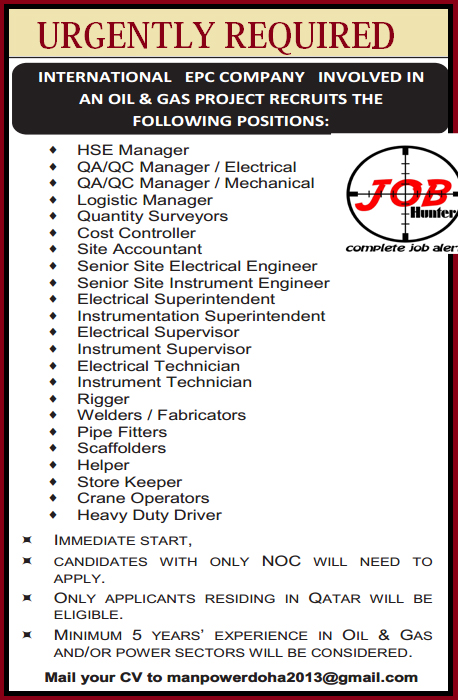 Job Vacancy Kerala