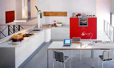 2012 Modern Interior Kitchen Design Ideas  Modern Beautiful Kitchen
