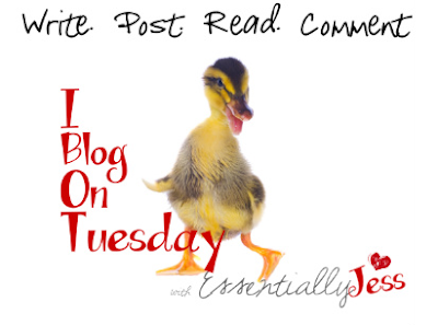 Write post read comment, I blog on Tuesday sharing the love