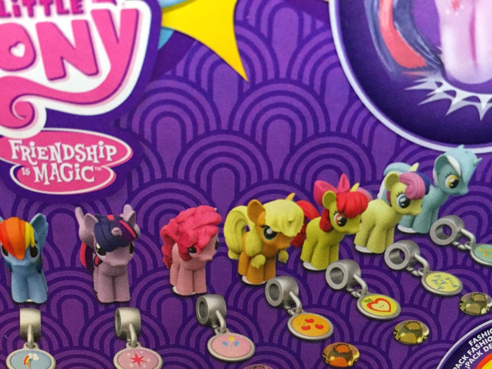 Squishy Pops Found: Possible CMC Cutie Marks? MLP Merch