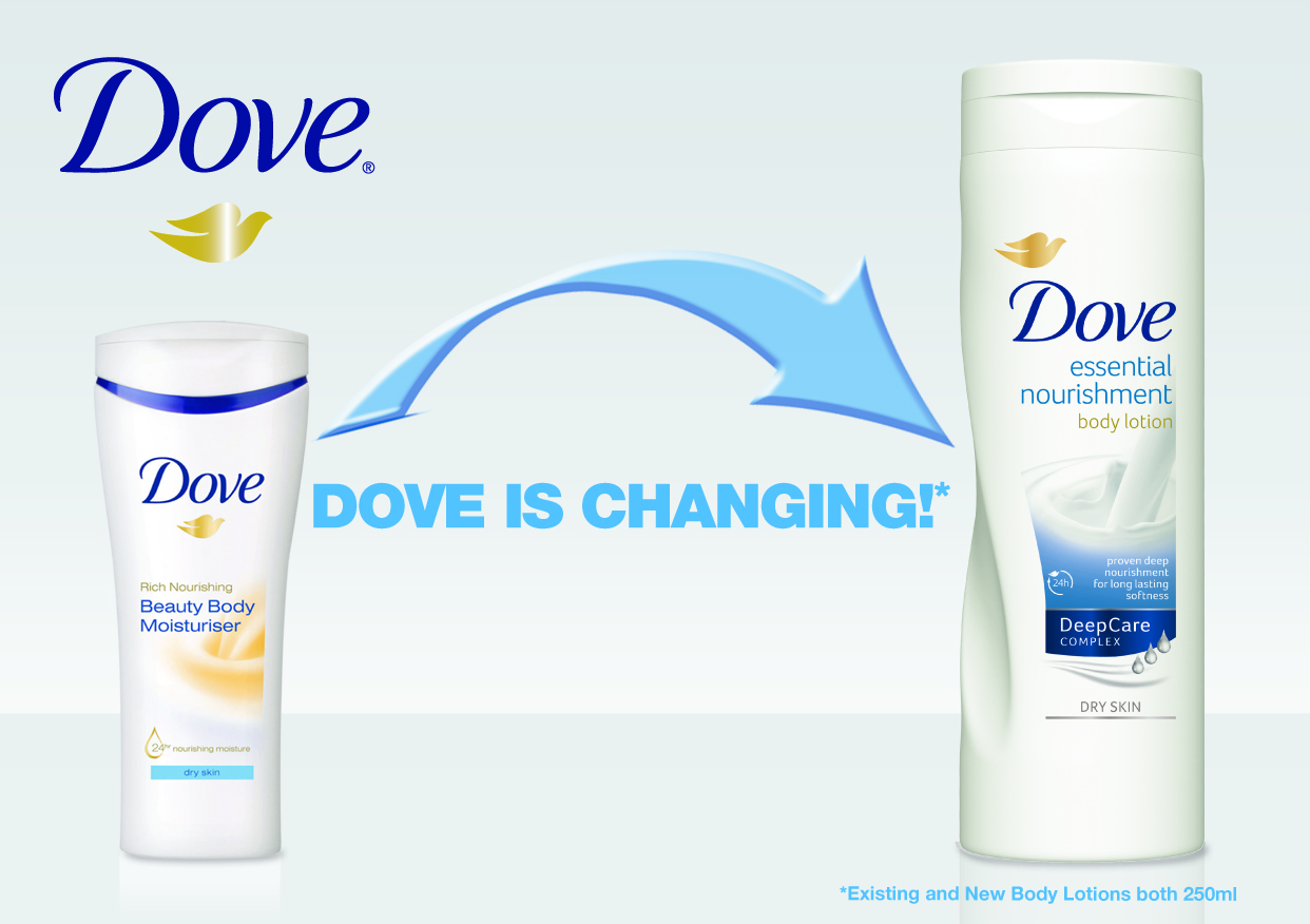 Dove soap slogan - photo#2