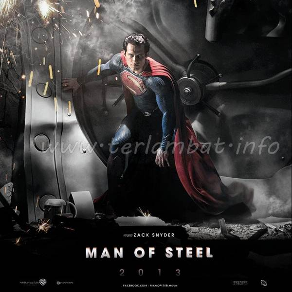 Superman Man Of Steel 2013 Indonesia