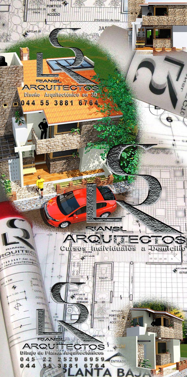 Nuevas posibilidades de Diseño Arquitectónico es la constante búsqueda en riansl.arquitectos