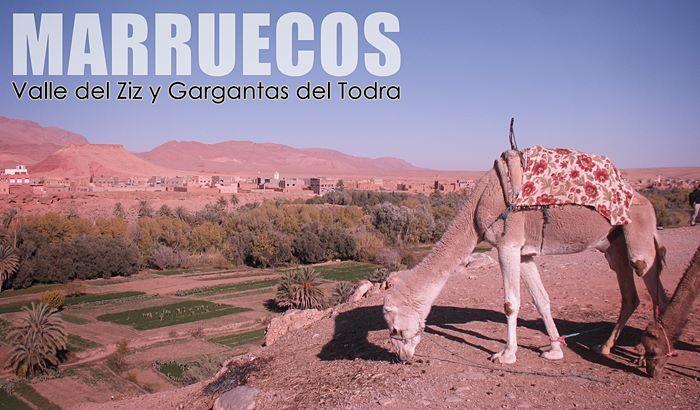 Marruecos-Valle-Ziz-Gargantas-Todra