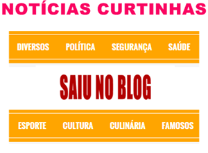 CURTINHAS DO SAIUNOBLOG