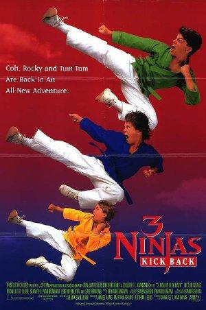 3 Ninja Siêu Quậy 3 - Ninjas Kick Back (1994)