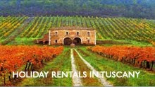 Villas in Tuscany for Rent