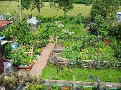 Station de permaculture
