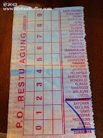Bus Ticket from Surabaya to Probolinggo