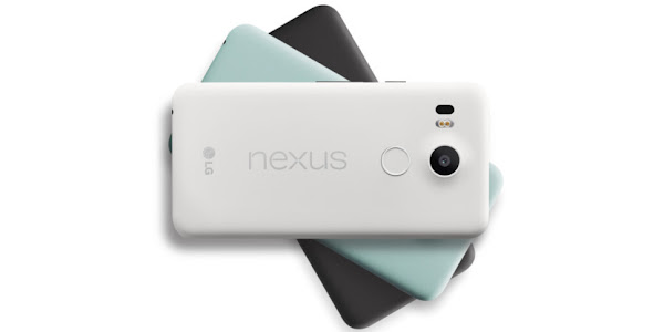 Google Nexus 5X now on sale