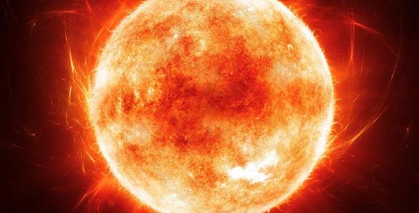 Mudanças climáticas solares