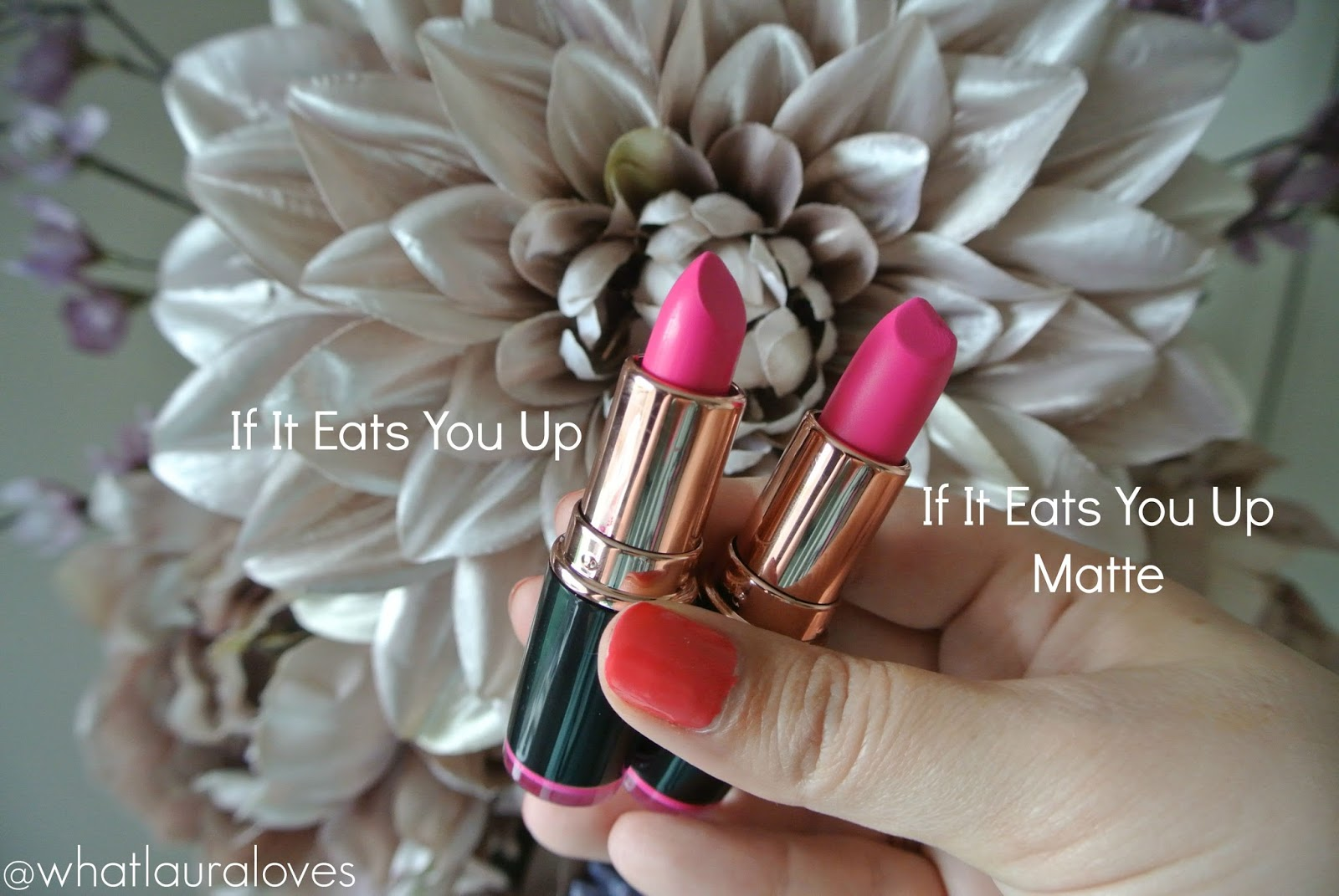Makeup Revolution Iconic Pro Lipsticks Review and Swatches