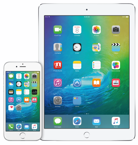 iOS 9 Free Software Update
