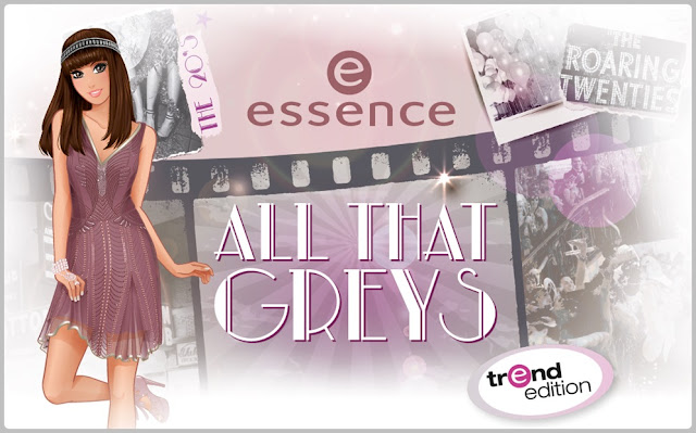 collezione essence all that greys