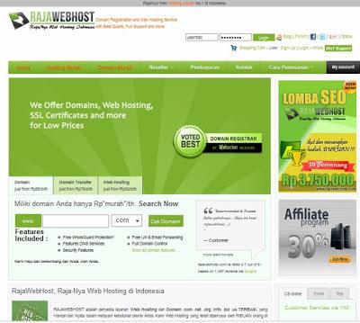 Mau Bikin Website + Hosting Murah AbizZ