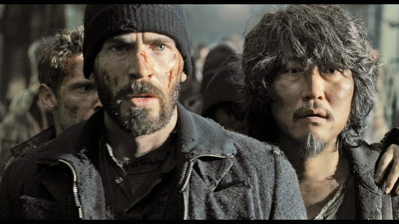 Snowpiercer - Jamie Bell Chris Evans  Kang-ho Song  | A Constantly Racing Mind