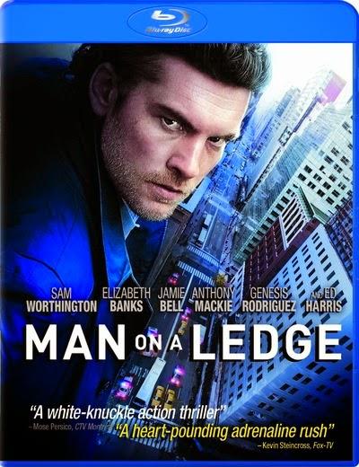 Man On A ledge Al Borde del Abismo (2012) m720p BDRIP 2.6GB mkv Dual Audio 5.1 ch