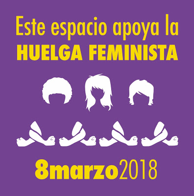 8 marzo 2018: Huelga Feminista
