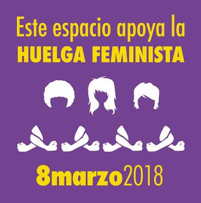 8 marzo 2018: Huelga Feminista