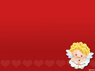 St. Valentine's Day PowerPoint Template 002