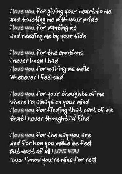 I Love You Quotes 4 Him : love quotes for him love quotes for him love quotes for him