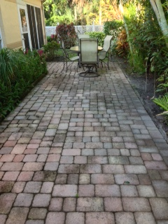 Our Most Popular Brick Pavers Maintenance Request Is Cleaning And Sealing  Of Neglected Paver Patios, Driveways, And Pool Areas In The St Petersburg,  FL.