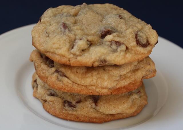 Classic Chocolate Chip Cookies recipe by Barefeet In The Kitchen