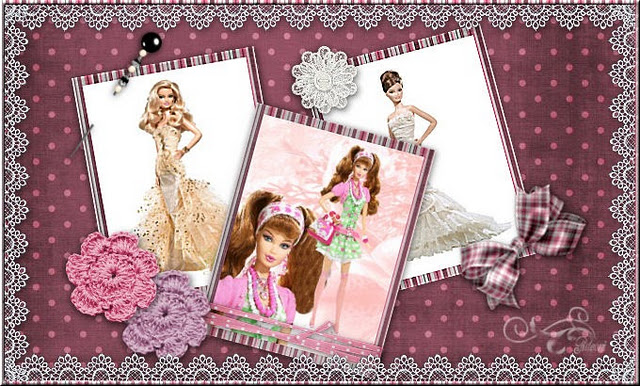 Barbie e Crochet