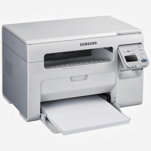 Samsung SCX 3405w прошивка