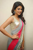 Shraddha das Latest Photos in Saree-thumbnail-5