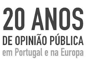Portal de Opinião Pública em Portugal e na Europa