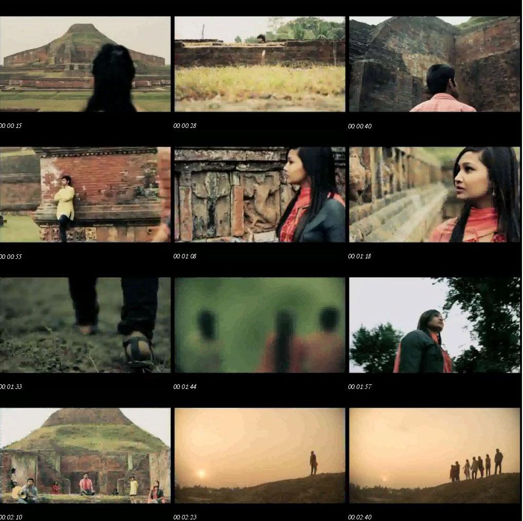 Eet Kath Pathore - Arnob Music Video Download Mp4 Format