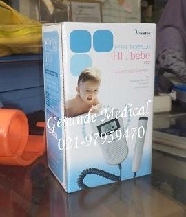 Alat Kesehatan Fetal Doppler Bistos