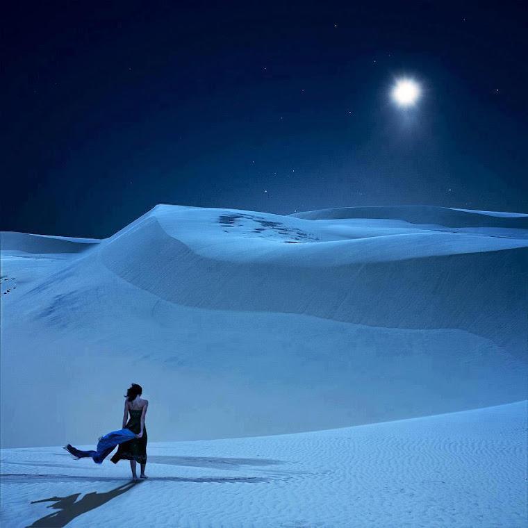 Este deserto que atravesso