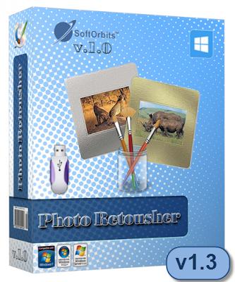 برنامج SoftOrbits Photo Retoucher 1.3