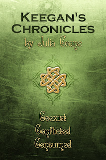 {G!veaway} Keegan's Chronicles Trilogy by Julia Crane