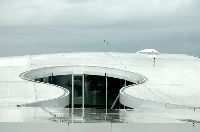 rolex learning center plans